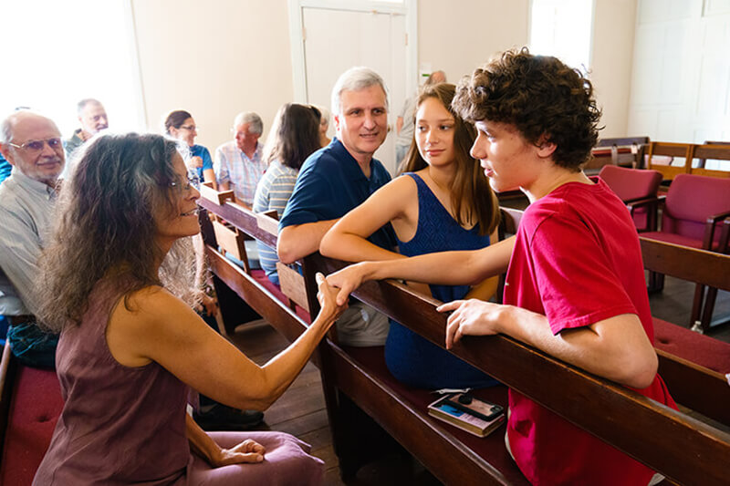 Meeting for Worship